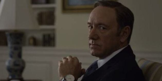 Kevin Spacey al Times: