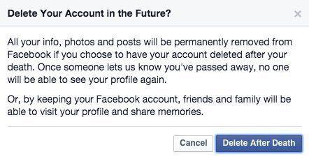 Inganna il nuovo legacy contact di Facebook: convincere il social della propria morte è fin troppo facile