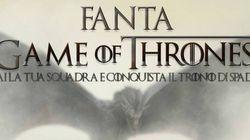 Game of Thrones diventa un gioco: