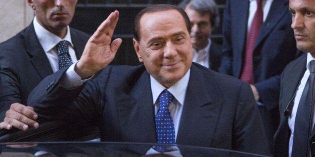 Silvio Berlusconi: l'ultimo giorno a Cesano Boscone nell'indifferenza di tutti. Il venerdì qualunque...