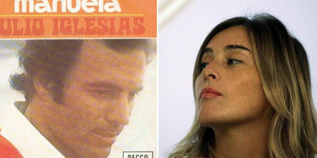 Gianni Belfiore e la canzone per Maria Elena Boschi. Il ministro: