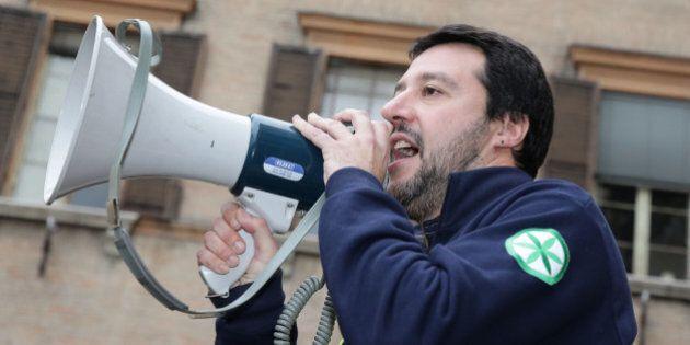 Mafia Capitale: nei sondaggi calano tutti, sale solo Salvini ormai stabile sopra il 10 per