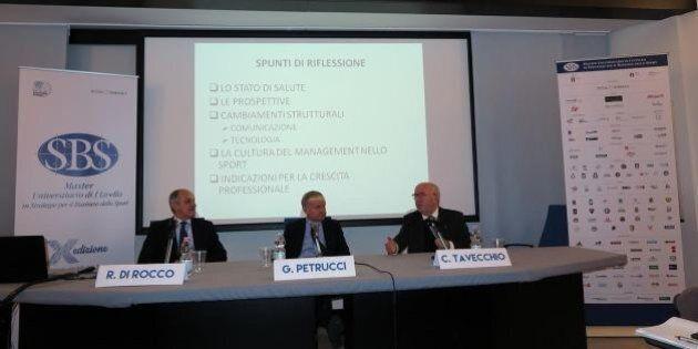 Carlo Tavecchio al Master Business dello Sport di Treviso: prime risposte su