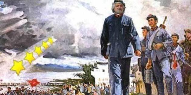 Beppe Grillo annuncia la