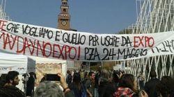 La mobilitazione contro Expo costituisce il