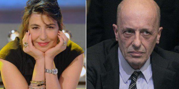 Mafia Capitale, Serena Dandini Vs Alessandro Sallusti sui fondi della coop di Salvatore Buzzi al suo...
