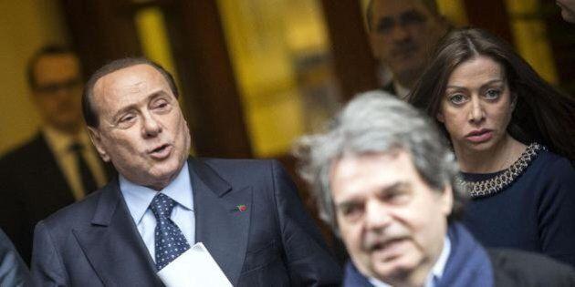 Riforme, Berlusconi conferma lo strappo di Forza Italia: