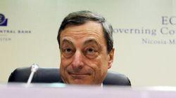 Tra poche ore parte il QE voluto da Mario