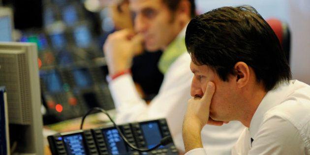 Quantitative easing, la Grecia rovina la festa di Mario Draghi: il bazooka non tira la volata in Borsa....