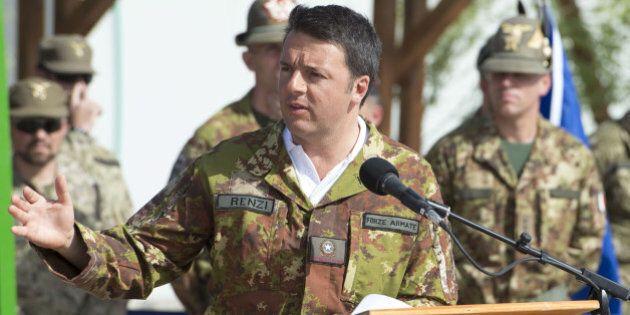Regionali. Matteo Renzi vola a Herat e medita sul voto: ora nel Pd serve un codice di