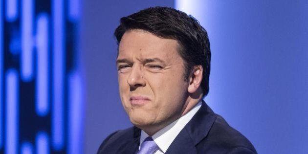 Matteo Renzi: fiducia in calo da 61% al 54%. Secondo Matteo Salvini della Lega Nord con il
