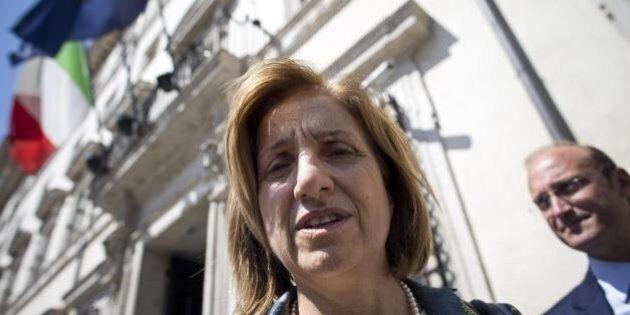 Maria Carmela Lanzetta: