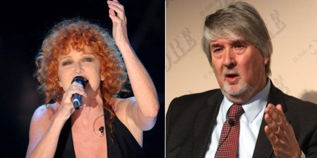 Fiorella Mannoia Vs Giuliano Poletti: