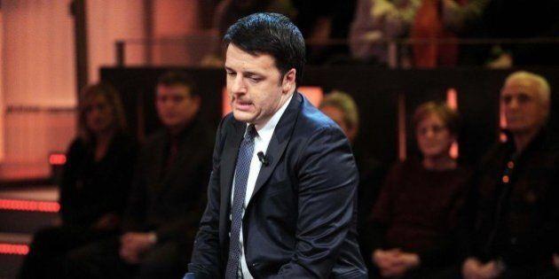 Matteo Renzi contro i talk show,