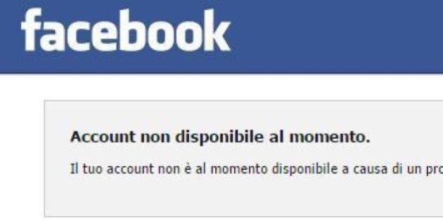 Facebook down, il social network di Mark Zuckerberg fuori servizio per un'ora. Interruzione anche per...