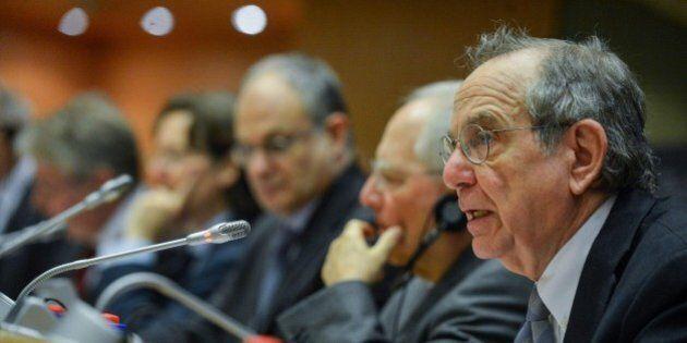 Pier Carlo Padoan al Parlamento Europeo: