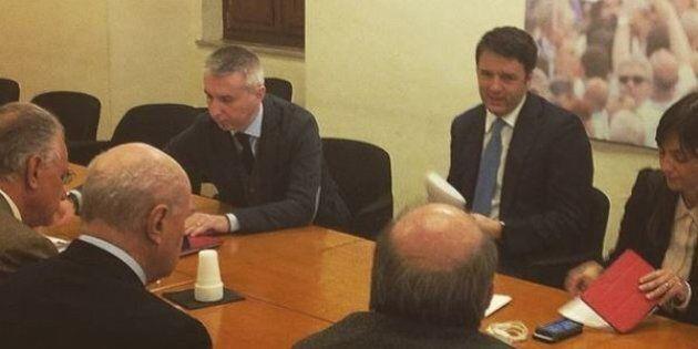 Consultazioni per il Quirinale, al via gli incontri di Matteo Renzi al Nazareno. Guerini: