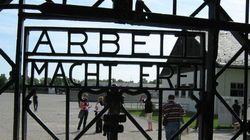 Dachau, rubata targa
