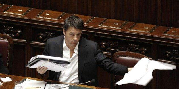 Matteo Renzi su Jobs act alla Camera tira dritto: