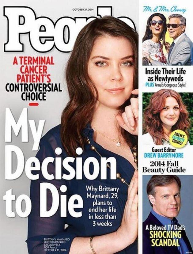Brittany Maynard è morta. La donna con tumore al cervello ha scelto il suicidio assistito: