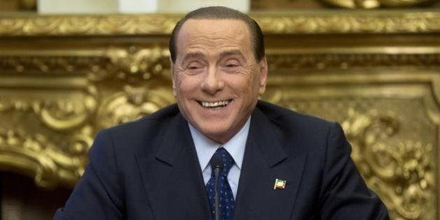 Silvio Berlusconi a Bruno Vespa: