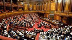Il Senato approva l'Italicum con 184 voti favorevoli e 66