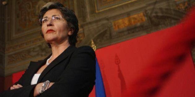 Mafia Capitale, Salvatore Buzzi avrebbe incontrato Anna Finocchiaro. La senatrice Pd: