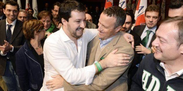 Matteo Salvini Flavio Tosi, nella Lega Nord è tensione sulla leadership. Il braccio destro del sindaco...
