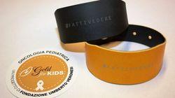 A sostegno dell'oncologia pediatrica. Inizia la settimana di Gold for Kids