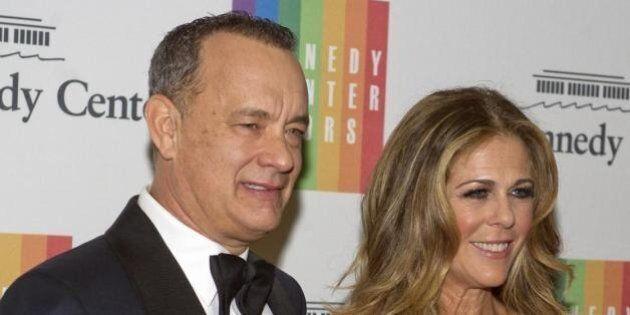 Rita Wilson, doppia mastectomia per la moglie di Tom Hanks: