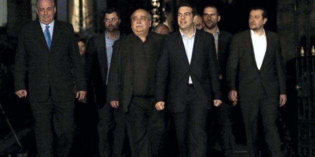 Grecia, Alexis Tsipras.