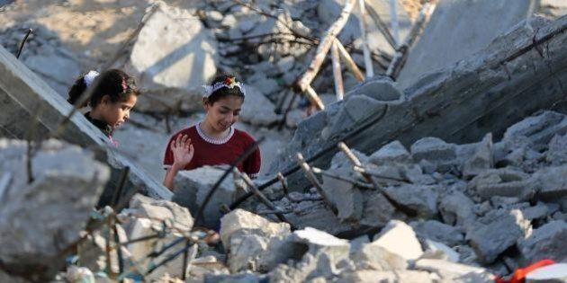 Gaza, 4: ricostruzione mai partita. Senza la fine dell'embargo, si avvicina una nuova