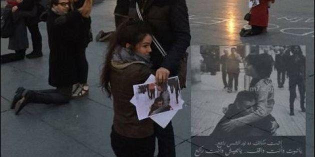 Shaima El Sabbagh, la foto dell'attivista diventa un simbolo: il tributo dei manifestanti nelle piazze...