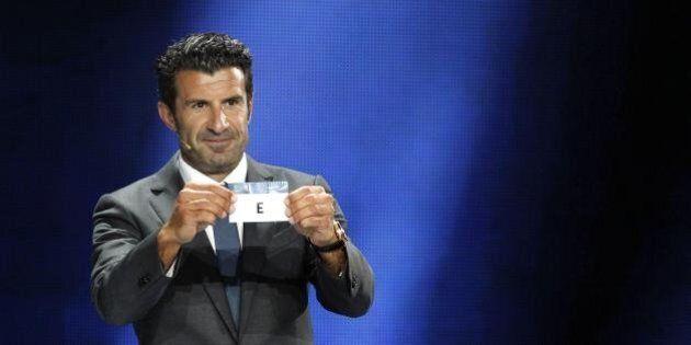 Fifa, Luis Figo sfida Joseph Blatter e si candida alla presidenza: