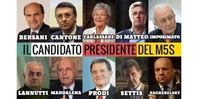 Romano Prodi e Pier Luigi Bersani: nella rosa M5s per il Quirinale ci sono anche