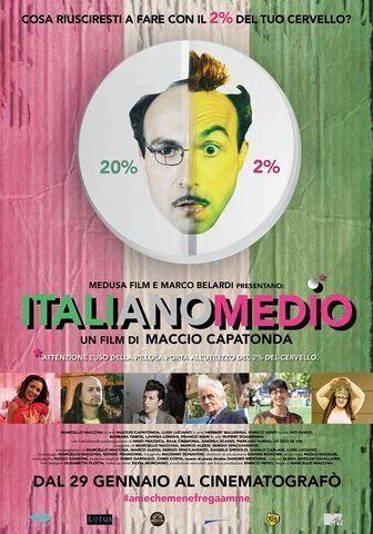 Italiano Medio. Cosa aspettarvi dal film di Maccio