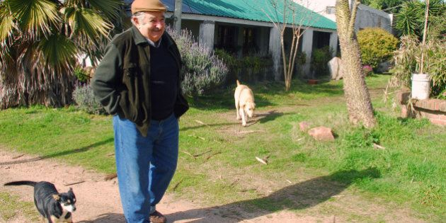 José Pepe Mujica,