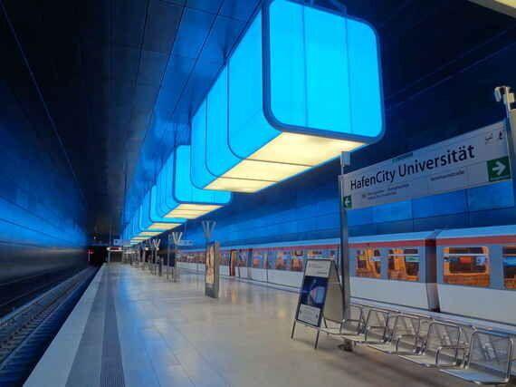 Le più belle stazioni metro del