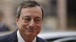 Primo bilancio di Draghi sul QE: