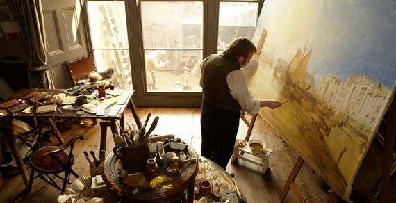 Il Turner di Mike Leigh, autentico genio, anarchico e