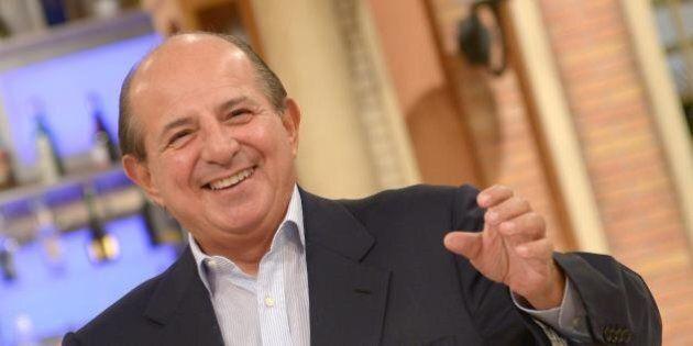 Giancarlo Magalli al Quirinale: