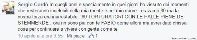Giorgio Innocenzi segretario Consap: