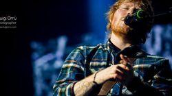 Ed Sheeran, sold out