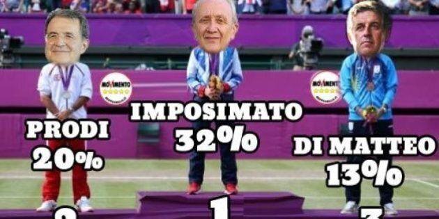 Ferdinando Imposimato il più votato alle Quirinarie M5s. Secondo Romano