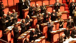 Governo battuto in Commissione, stop ai senatori a vita di nomina