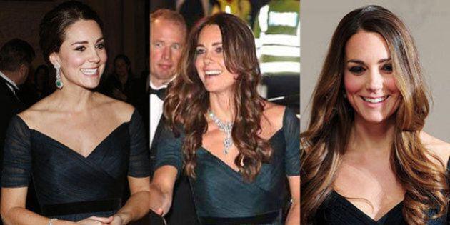 Kate Middleton a New York ricicla l'abito: la duchessa di Cambridge non perde il