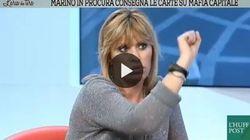 Mussolini contro la giornalista Meli:
