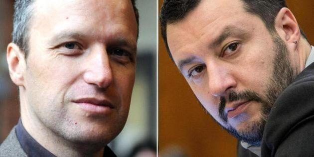 Flavio Tosi, campagna elettorale in salita: per ora in pochi lo seguono. Bossi stoccata a Salvini: