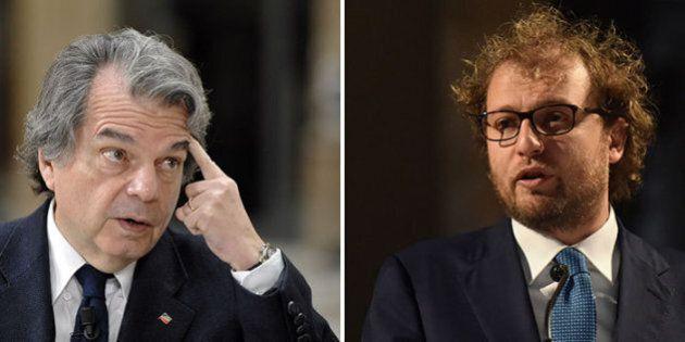 Presidente della Repubblica 2015, scontro Renato Brunetta - Luca Lotti: