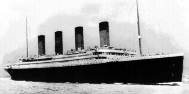 In ricordo del Titanic, in ricordo di chi muore in